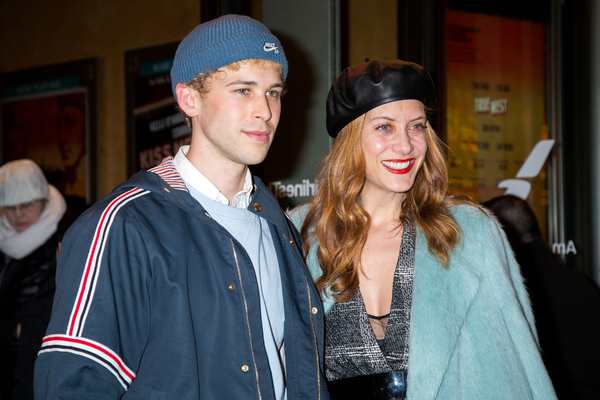 Tommy Dorfman, Kate Walsh Photo