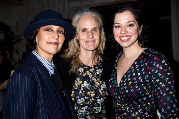 Lisa Ramirez, Wendy Vanden Heuvel, Amy Berryman