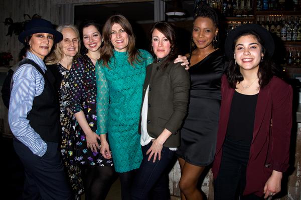 Lisa Ramirez, Wendy Vanden Heuvel, Amy Berryman, Annabel Capper, Samantha Soule, Margaret Odette, Brittany Anikka Liu