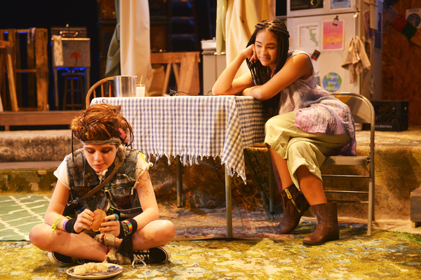 Photo Flash: First Look at ECO VILLAGE at The Theatre at St. Clement's