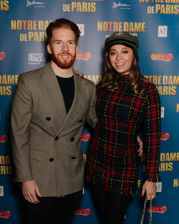 Katya and Neil Jones Photo