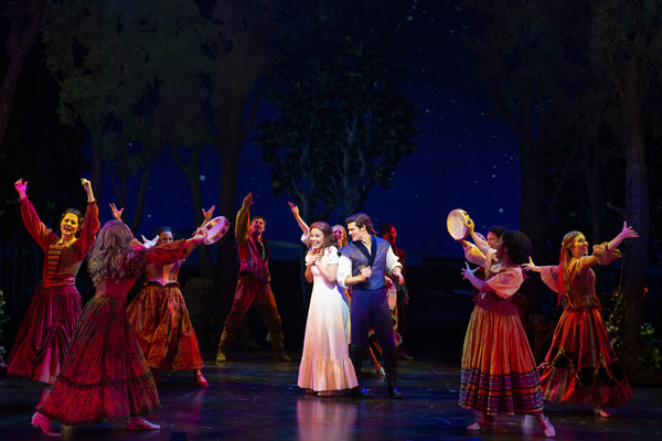 Review Roundup: Critics Weigh In On Alliance Theatre's EVER AFTER
