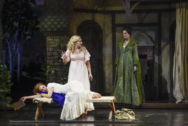 Sierra Boggess, Jenny Ashman, and Rachel York