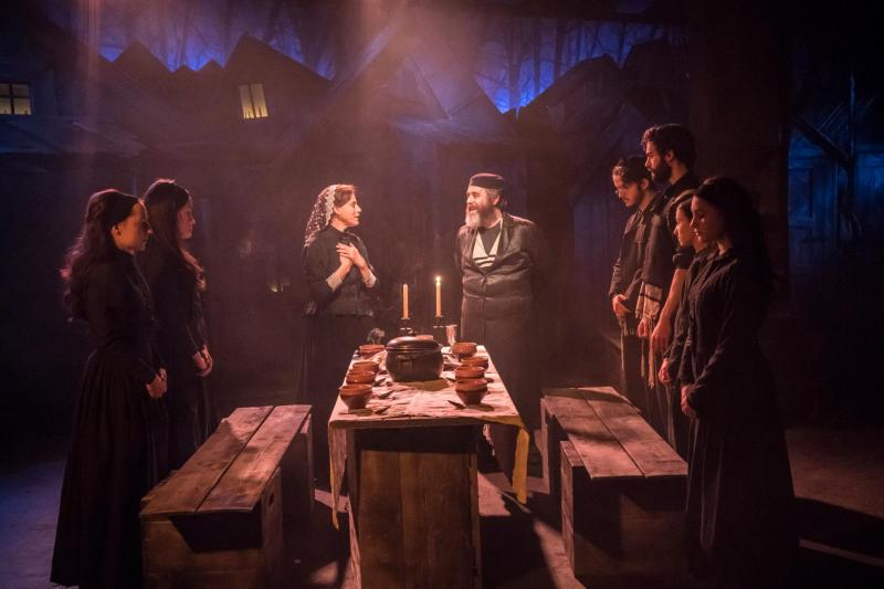 BWW Interview: Judy Kuhn & Andy Nyman Talk FIDDLER ON THE ROOF West End Transfer
