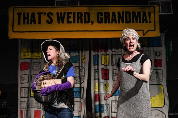 Meredith Milliron and Laura McKenzie Photo