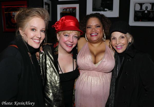 Stacy Sullivan, KT Sullivan, Natalie Douglas, Elizabeth Sullivan