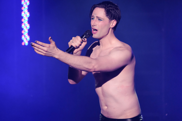 Photo Flash: FIRST LOOK AT HEDWIG AND THE ANGRY INCH at ZACH Theatre