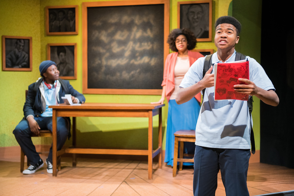 Photo Flash: First Stage Presents Inaugural Forge Production LOCOMOTION