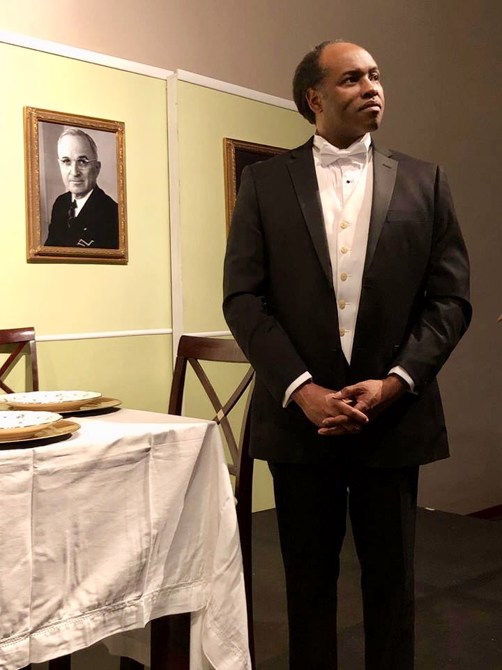 BWW Review: LOOKING OVER PRESIDENT'S SHOULDER at Black Repertory Theatre Of Kansas City