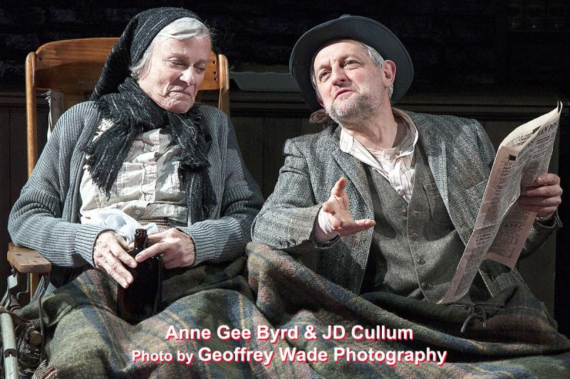 BWW Review: Antaeus' THE CRIPPLE OF INISHMAAN - A Feckin' Fine Production!