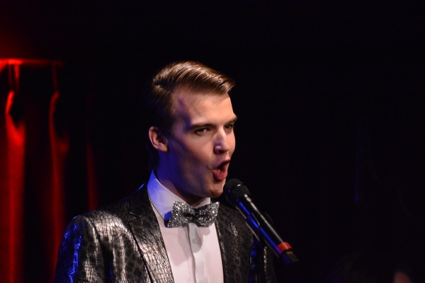 Photo Coverage: Mark William Returns to The Green Room 42