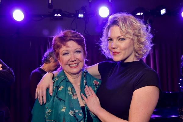 Donna McKechnie and Robyn Hurder