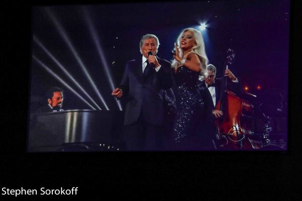 Mike Renzi, Tony Bennett, Lady Gaga Photo