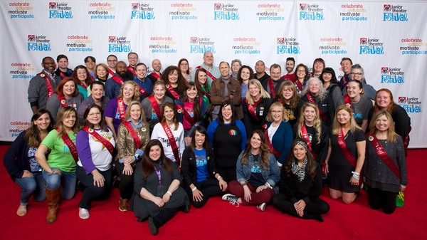 Photo Flash: Inside the Junior Theatre Festival in Atlanta, With Pasek and Paul, Cynthia Erivo, Cameron Mackintosh, and More!
