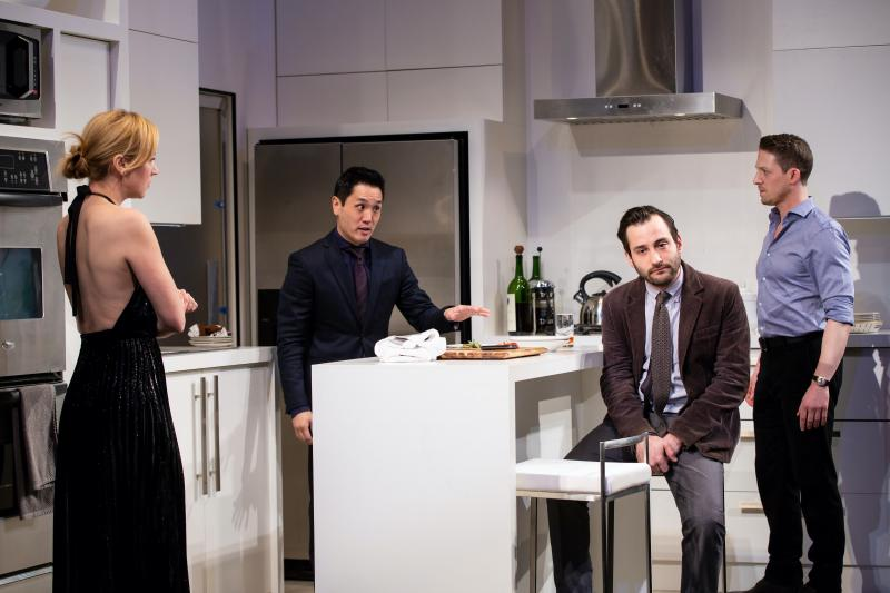 BWW Review: THE ENGAGEMENT PARTY at Hartford Stage