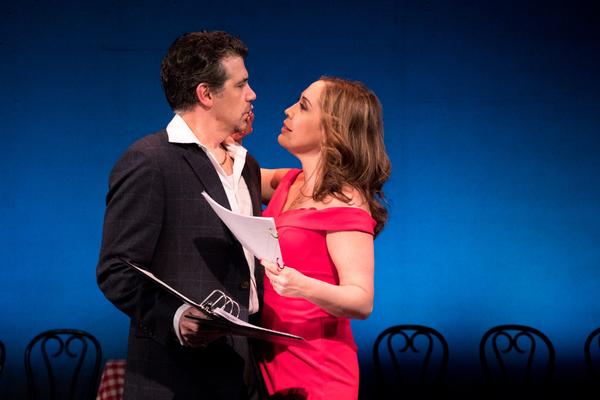 Photo Flash: First Look at CARMELINA at York Theatre Company