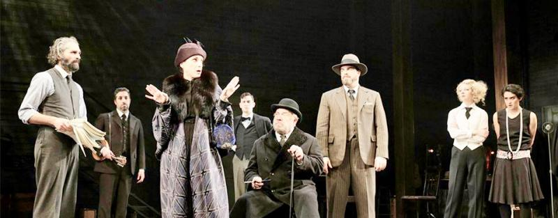 BWW Review: INDECENT at KC Rep (Spencer Theatre)