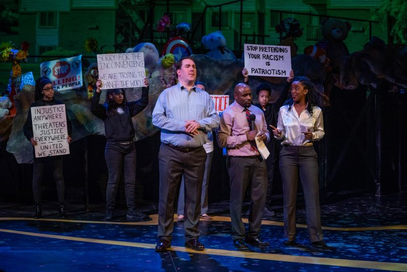 BWW Review: CANFIELD DRIVE Asks Where Are You in Your Work to Heal Racial Trauma?