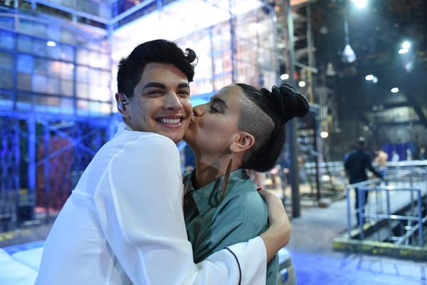 Valentina and choreographer Sonya Tayeh