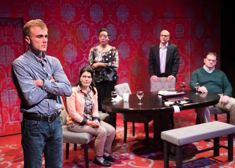 BWW Review: LATE COMPANY is a gripping drama dealing with bullying and suicide at New Conservatory Theatre Center