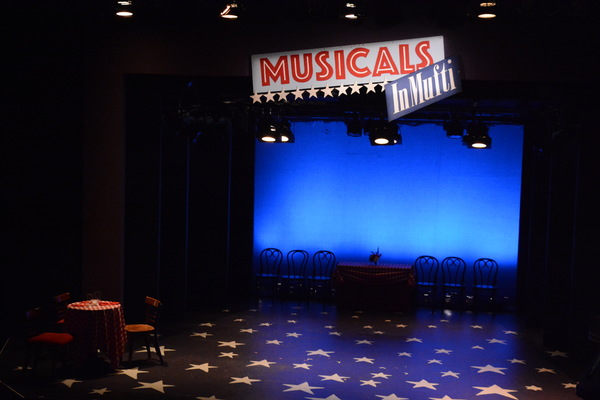 Musicals in Mufti Presents CARMELINA at The York Theatre