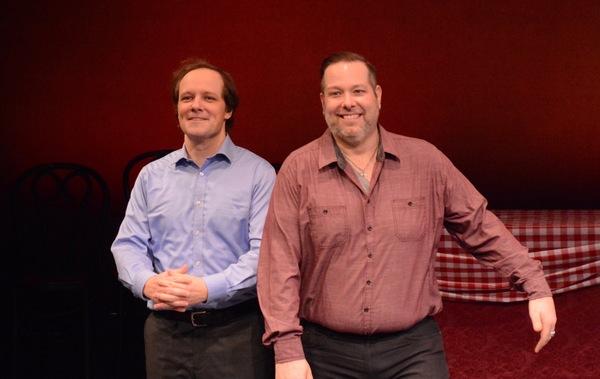 Jim Stanek and Evan Harrington