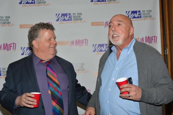James Morgan and Barry Harman Photo