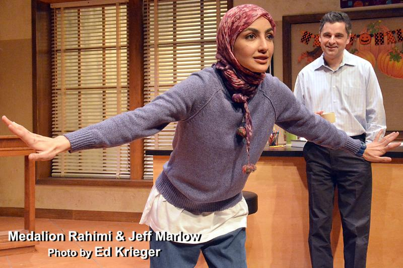 BWW Review: PARADISE - A Worthwhile Place That's Hard to Get to