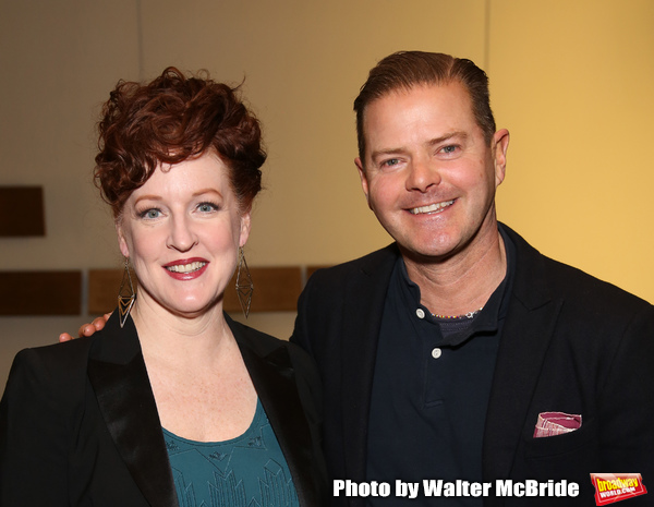 Photo Coverage: Inside The Re-Opening Celebration For MY FAIR LADY