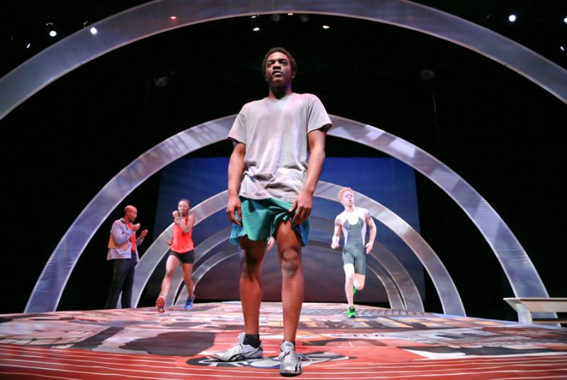 BWW Review: Nashville Children's Theatre's World Premiere of GHOST Bolts Out of the Blocks