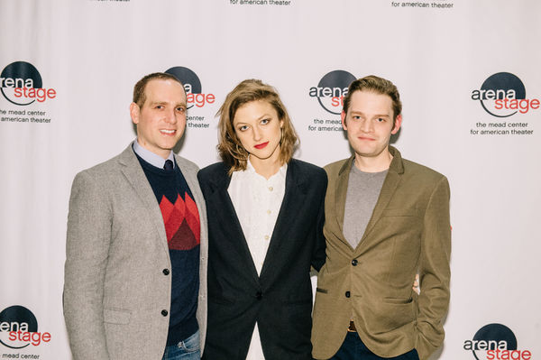 Photo Flash: KLEPTOCRACY Celebrates Opening Night at Arena Stage