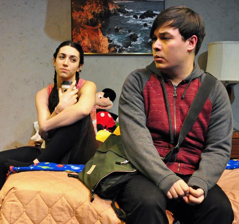 BWW Review: NOMAD MOTEL at Unicorn Theatre