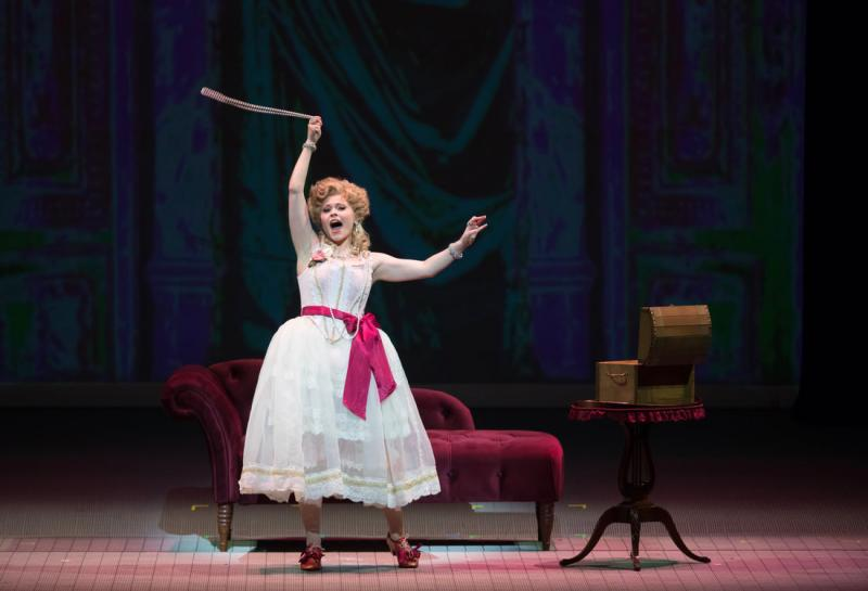 BWW Interview: Alisa Jordheim of SAN DIEGO OPERA'S RIGOLETTO at San Diego Civic Center