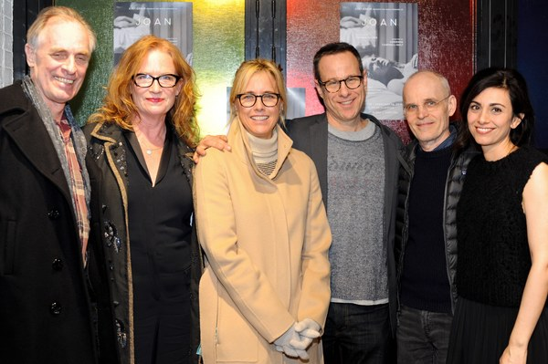 Keith Carradine, Johanna Day, Tea Leoni, Stephen Belber, Zeljko Ivanek, and Marjan Neshat