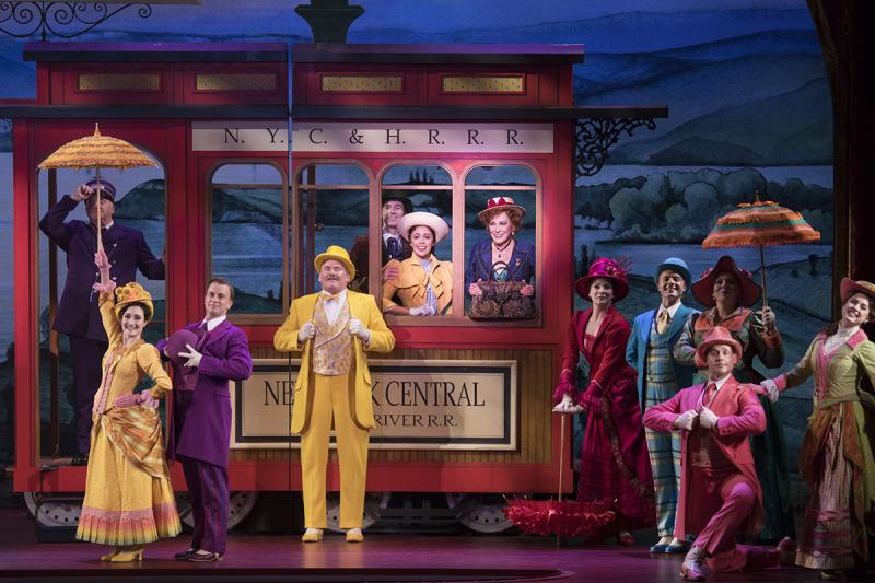 BWW Review: Timeless Classic HELLO, DOLLY! Returns in Lustrous Revival at OC's Segerstrom Center