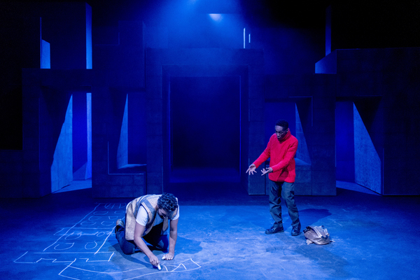 Photo Flash: First Look at ICARUS at the Unicorn