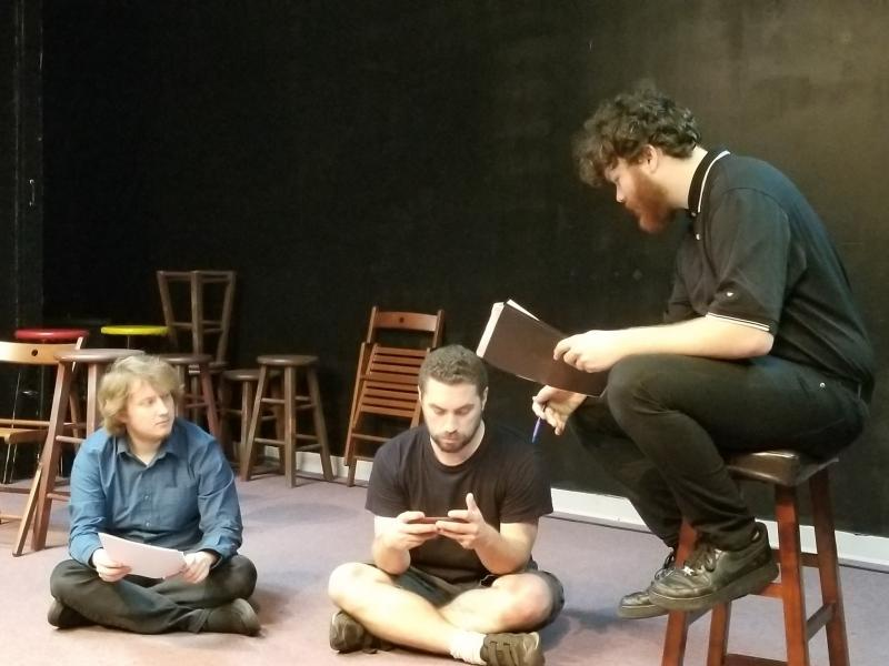 BWW Previews: EIGHT YOUNG PLAYWRIGHTS SEE ORIGINAL WORK COME TO LIFE IN COMPETITION   at Carrollwood Players Theatre