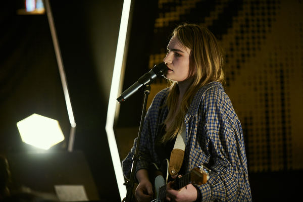 Photo Flash: Kathryn Gallagher Appears in Concert at the W