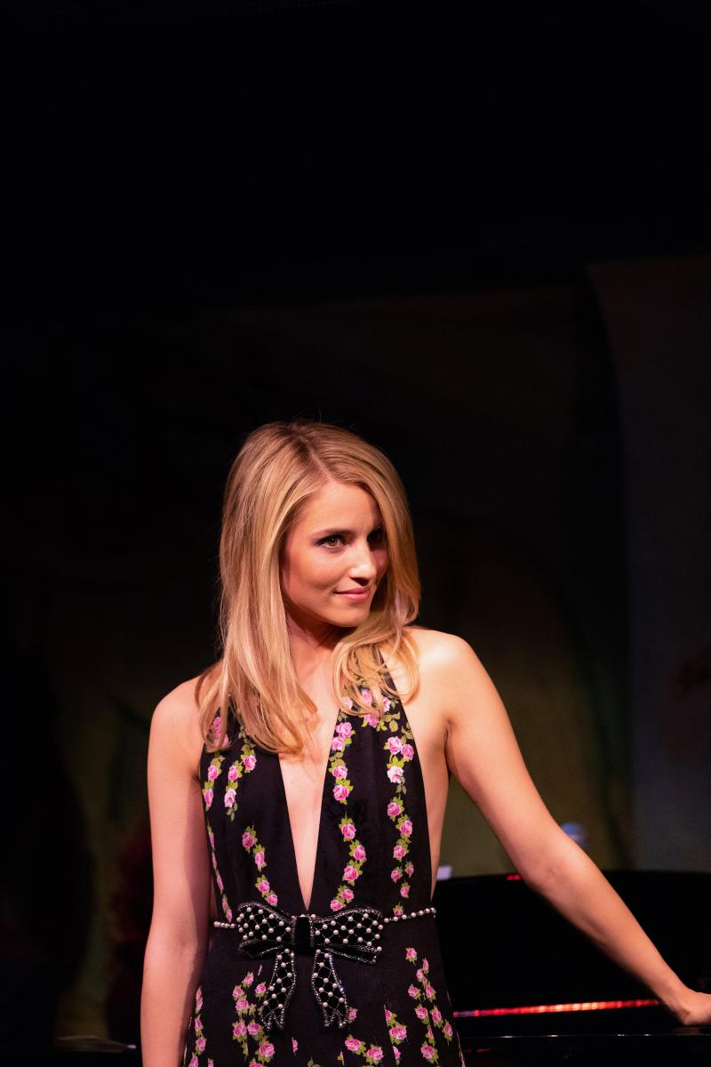 BWW Review: Dianna Agron Nails the Songs But Loses the Thread at Cafe Carlyle