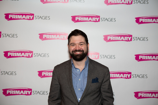 Photo Coverage: Inside Opening Night of Primary Stages' GOD SAID THIS