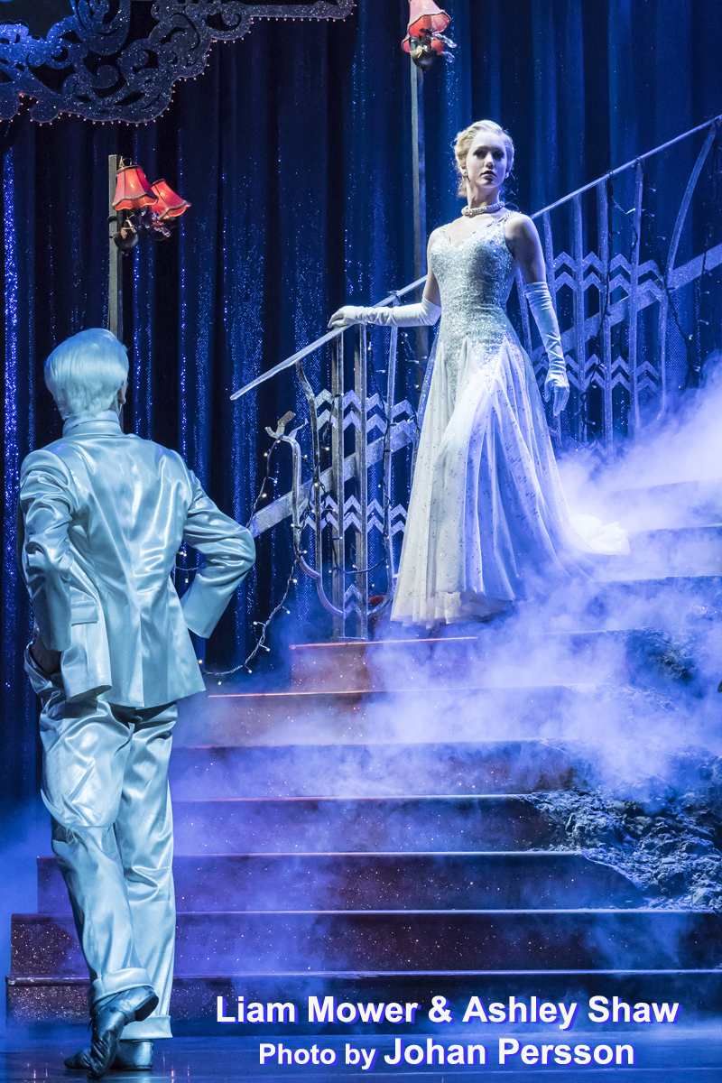 BWW Interview: Matthew Bourne's Prince of a Performer - CINDERELLA's Andrew Monaghan