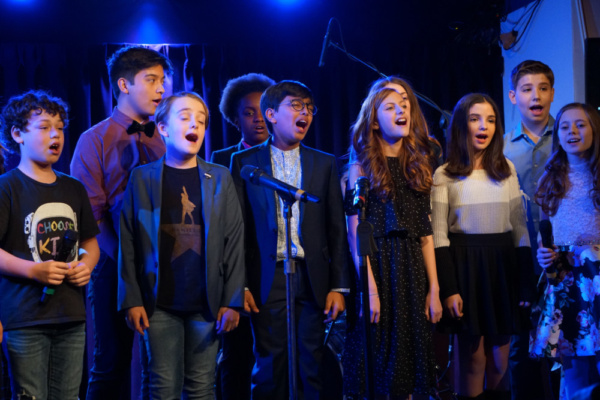 Photo Flash: Inside (YOUNG) Broadway Series At The Green Room 42!