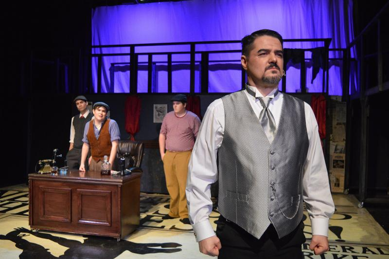 BWW Review: CFTA's NEWSIES was Swell, But May We Have a Respite Now?