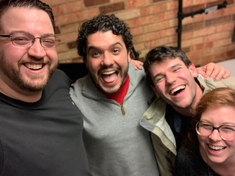 The 'Broadwaysted' Podcast Welcomes Chris McCarrell from THE LIGHTNING THIEF Tour
