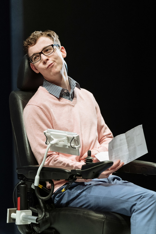 Photo Flash: Hampstead Theatre Presents COST OF LIVING