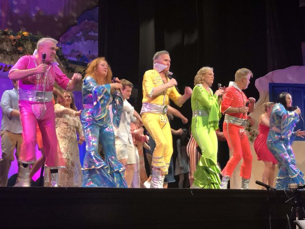 Photo Flash: Spotlight Theatre Company Presents The Smash Hit MAMMA MIA!