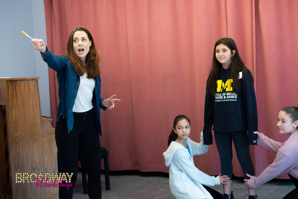 Photo Flash: Broadway Workshop Celebrates MEAN GIRLS Day With Ashley Park, Erika Henningsen, and More!