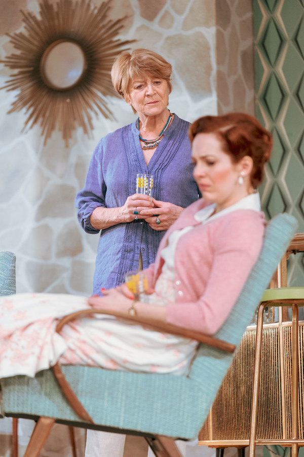 Susan Brown and Katherine Parkinson Photo