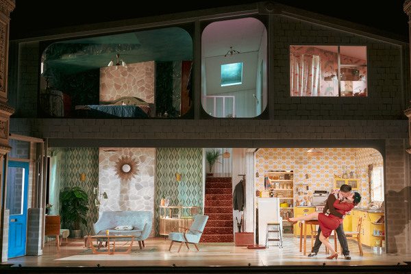 Photo Flash: First Look at the West End Transfer of HOME, I'M DARLING