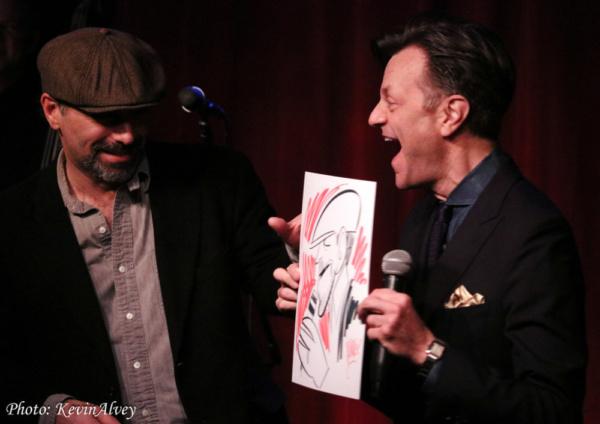 Photo Flash: Squigs at Jim Caruso's Cast Party at Birdland